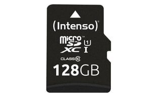Intenso Micro SDXC UHS-I 256GB (+ SD-adapter) hind ja info | Intenso Micro SDXC UHS-I 256GB (+ SD-adapter) | kaup24.ee