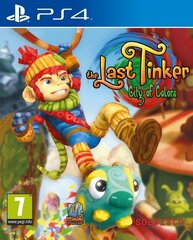 Last Tinker City of Colors, PS4