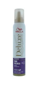 Объем придающая пена для волос Wella Deluxe Full Mousse 200 мл