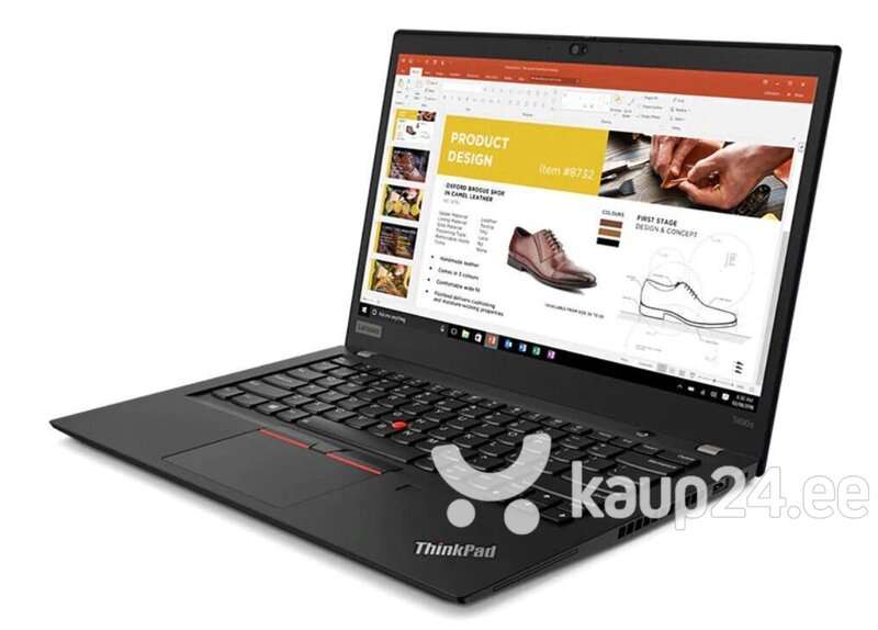 Lenovo ThinkPad T490s (20NX0076MX) hind