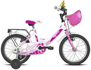16″ jalgratas tüdrukutele GAME E9500