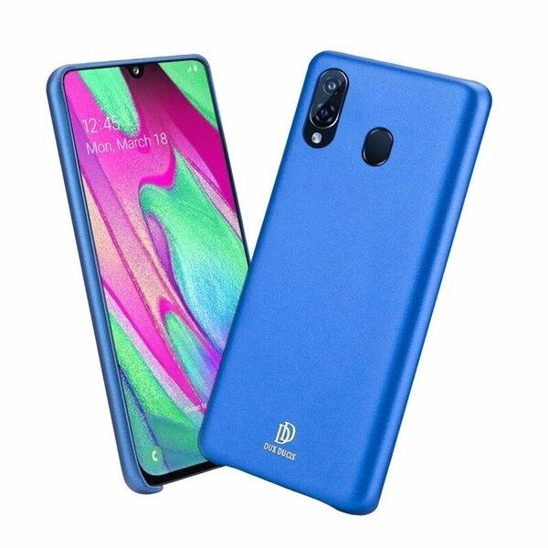 Telefoniümbris Dux Ducis Skin Lite telefonile Samsung A405 Galaxy A40, Sinine