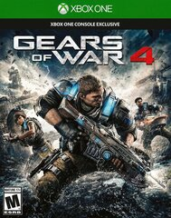 Gears of War 4, Xbox One