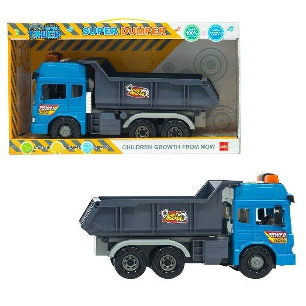 Smiki kallur Super Dump Car helide ja valgusega, 5946897