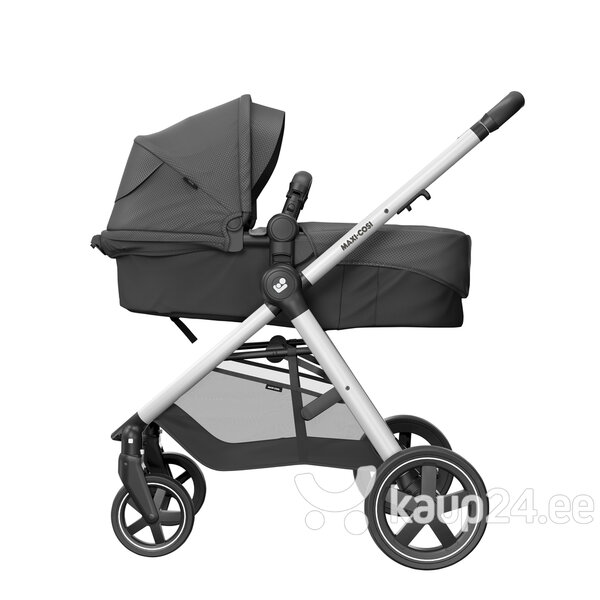 Maxi Cosi jalutuskäru Zelia, 0-15 kg, Essential Black