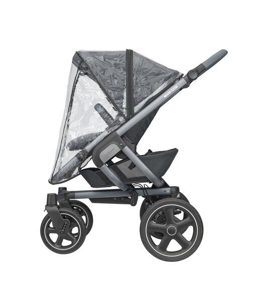 Maxi Cosi jalutuskäru Nova 4W, Essential graphite