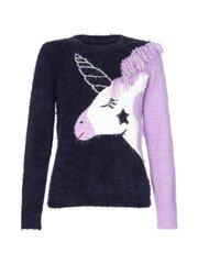 Женский свитер Yumi, Unicrn Jumper, YK001498 цена и информация | Пиджаки и кофты | kaup24.ee