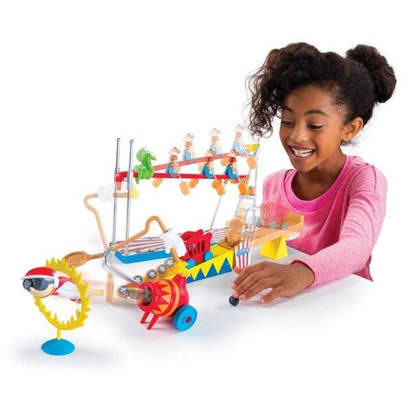 Научная игра Acrobat Challenge Spin Master Rube Goldberg