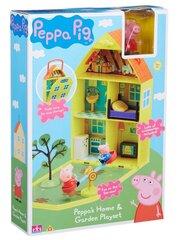 """Комплект """"Домик Пеппы с внутренним двориком"""" (Peppa Pig)"""
