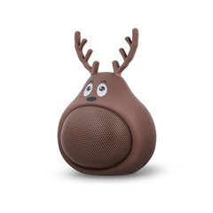 Bluetooth Speaker Forever Sweet Animal Deer Frosty ABS-100