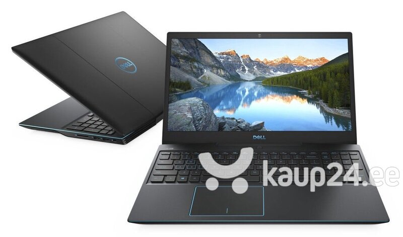 Dell G3 15 3590 I5-9300H 8GB 512GB Win10H tagasiside