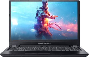 Dream Machines RS2060-16PL40 8 GB RAM/ 240 GB M.2 PCIe/ 480 GB SSD/ Windows 10 Pro