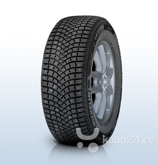 Michelin LATITUDE X-ICE NORTH LXIN2+ 285/60R18 116 T цена и информация | Rehvid | kaup24.ee