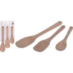 Набор лопаток Excellent Houseware 3 шт цена и информация | Столовые и кухонные приборы | kaup24.ee