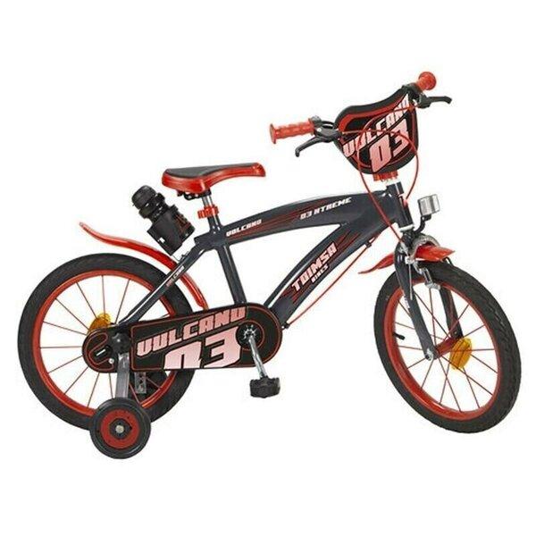 "Poiste jalgratas Toimsa 16"", Vulcano"