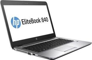 HP EliteBook 840 G3 (3VS21U8R#ABA) 8 GB RAM/ 256 GB M.2/ 1TB HDD/ Windows 10 Pro hind ja info | Sülearvutid | kaup24.ee