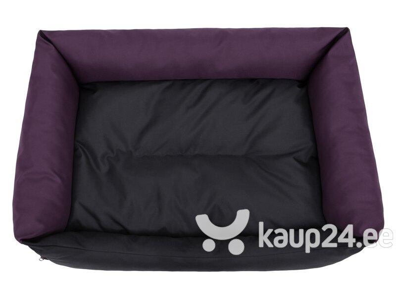 Hobbydog pesa Eco L, 62x43 cm, lillat/musta värvi Internetist