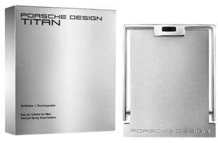 Tualettvesi Porsche Design Titan EDT meestele 30 ml