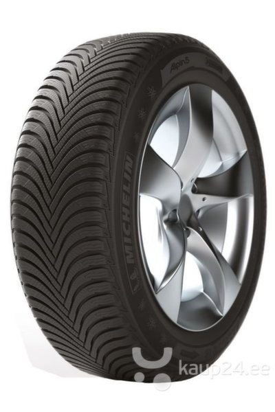 Michelin Alpin A5 205/45R17 88 V XL цена и информация | Rehvid | kaup24.ee