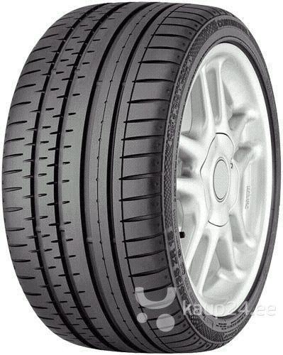 Continental ContiSportContact 2 275/40R19 105 Y XL MO FR цена и информация | Rehvid | kaup24.ee