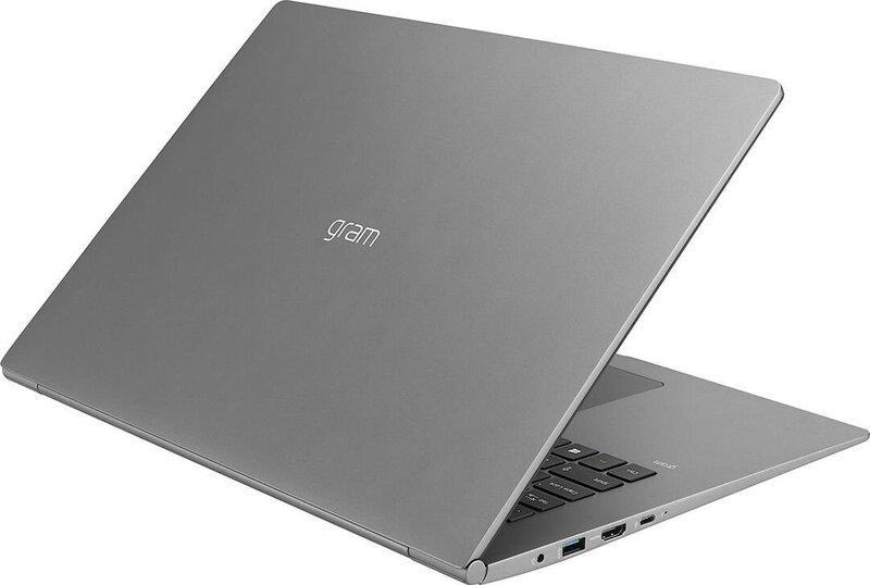 LG Gram (17Z990-V.AA75Y) Internetist
