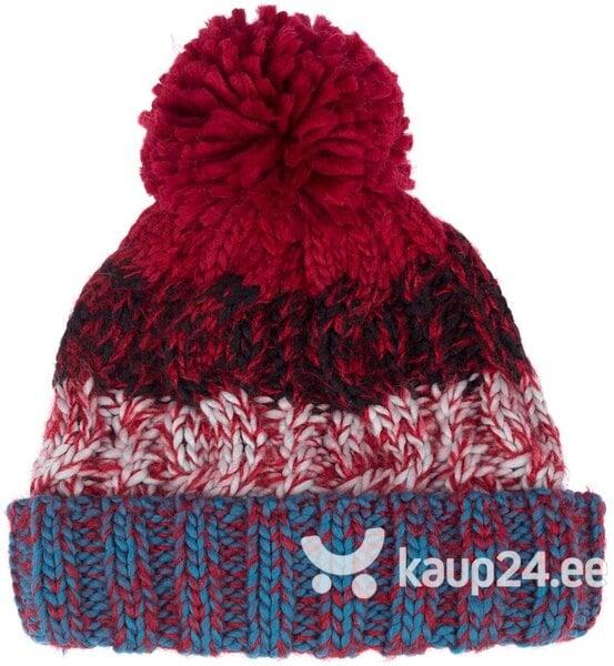 Starling зимняя шапка для мальчиков Olaf, burgundy цена и информация | Зимняя одежда для детей | kaup24.ee