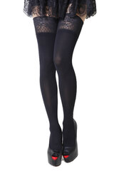 LIZA 40DEN mustad sukad hind ja info | Naiste sukkpüksid, sokid ja retuusid | kaup24.ee