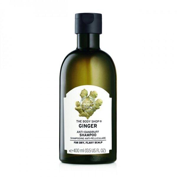 Värskendav šampoon The Body Shop Ginger 400 ml