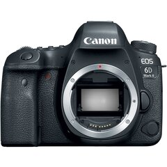 Canon EOS 6D Mark II body demo (expo)