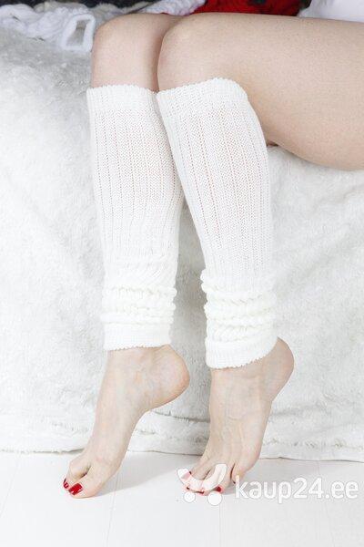 AGNESE valged säärised, one size