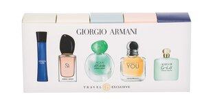 Набор Giorgio Armani Travel Exclusive для женщин 27 мл