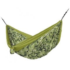 Võrkkiik La Siesta Colibri 3.0 Double, roheline