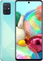 Telefon Samsung Galaxy A71, 128 GB, Dual SIM, Blue hind ja info | Mobiiltelefonid | kaup24.ee