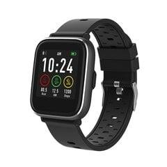 Aktiivsusmonitor Denver SW-161, Must цена и информация | Смарт-часы (smartwatch) | kaup24.ee