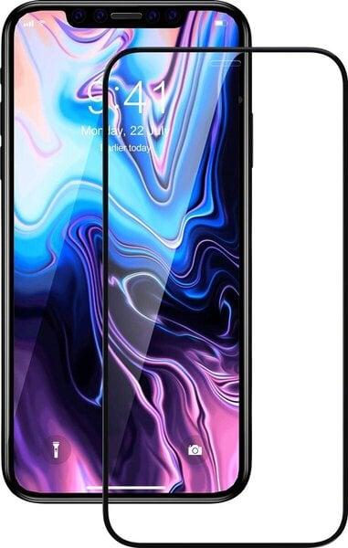 Kaitseklaas Devia Van Entire View Full telefonile iPhone 11 Pro hind ja info | Ekraani kaitsekiled | kaup24.ee