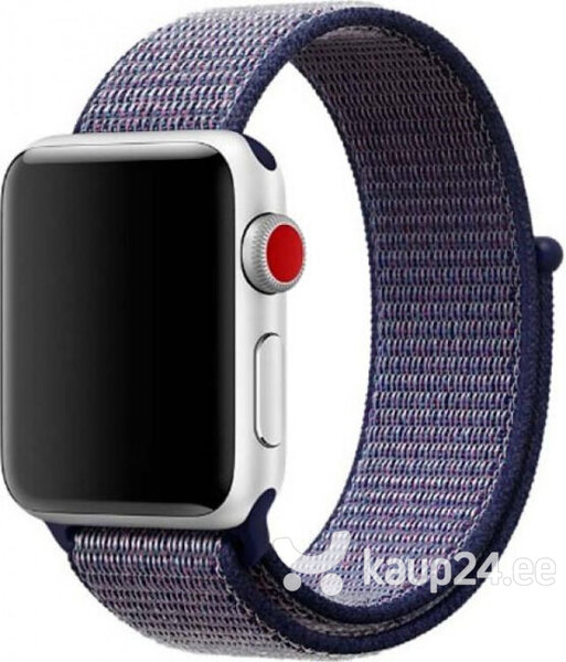 Devia Deluxe Series Sport3 Band sobib Apple Watch(40mm), sinine (indigo) hind