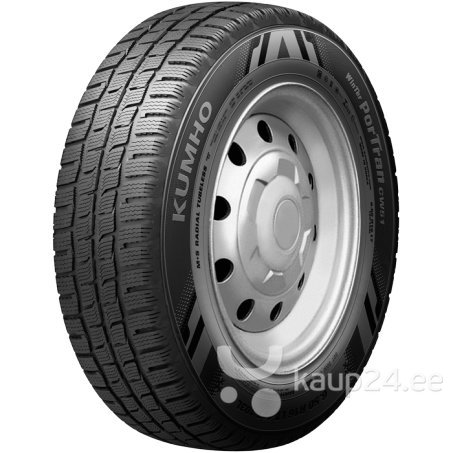 Kumho CW51 215/70R15C 109 R цена и информация | Rehvid | kaup24.ee