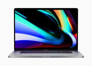 Apple MacBook Pro 16 Retina with Touch Bar (MVVL2RU/A) EN/RUS hind ja info | Sülearvutid | kaup24.ee