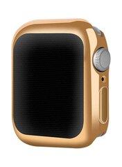 Devia Gold-Plated Series Case sobib Apple Watch 4 (44mm), Kuldne hind ja info | Nutikellade ja nutivõrude tarvikud | kaup24.ee