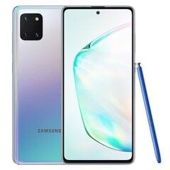 Mobiiltelefon Samsung Galaxy Note 10 Lite , 128 GB, Dual SIM, Sinine (Aura Glow) hind ja info | Mobiiltelefonid | kaup24.ee