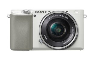 Sony A6100 16-50mm OSS (ILCE-6100L)