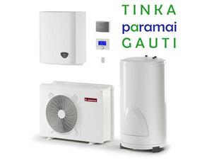 Õhk-vesi soojuspump Ariston Nimbus, Flex, 90 S Net 14 kW Φ3, 180 (177 l) veeboileri ja Wi-Fi-ga hind ja info | Õhksoojuspumbad, konditsioneerid | kaup24.ee