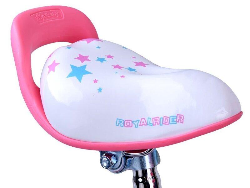 "Laste jalgratas ROYALBABY Star Girl 16"" Roosa"