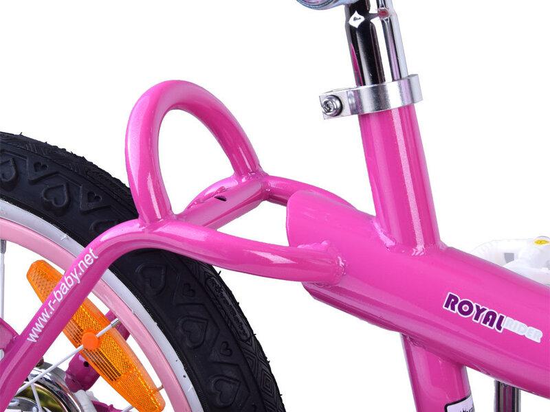 """Laste jalgratas ROYALBABY Bunny 16"""""""