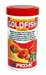 Helbed kuldkaladele Prodac Goldfish Flakes 1200ml 160g hind ja info | Helbed kuldkaladele Prodac Goldfish Flakes 1200ml 160g | kaup24.ee