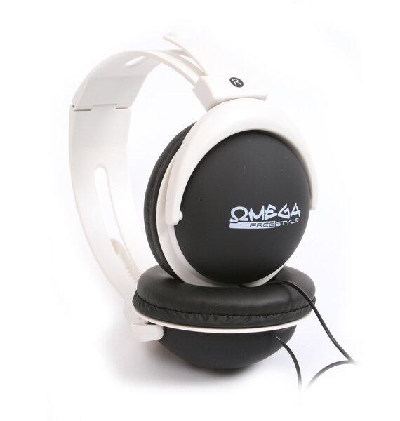 Kõrvaklapid Omega Freestyle FH0200 цена и информация | Kõrvaklapid, mikrofonid | kaup24.ee
