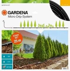 Kastmissüsteem M GARDENA MDS, 25 m hind ja info | Kastekannud, voolikud, niisutus | kaup24.ee