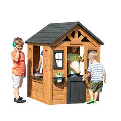 Puidust mängumaja Backyard Discovery Sweetwater Playhouse hind ja info | Laste mängumajad | kaup24.ee