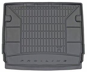 Резиновый коврик для багажника Proline PEUGEOT 5008 I 2009-2017 цена и информация | Автомобильные коврики | kaup24.ee