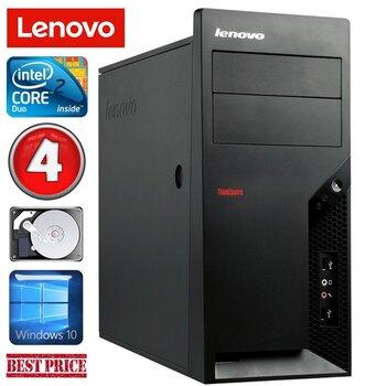 Lenovo M58e MT E7500 4GB 160GB Win10